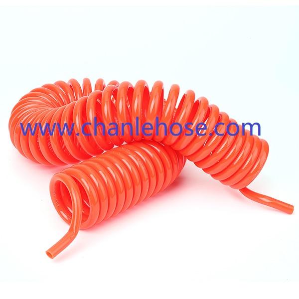 PU螺旋气管