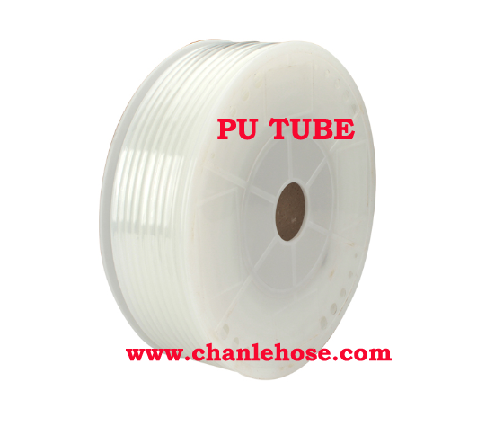 Clear PU Tube